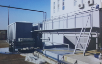 Paket Biyolojik Atıksu Arıtma Tesisleri